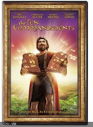 The Ten Commandments - Mười điều răn của chúa