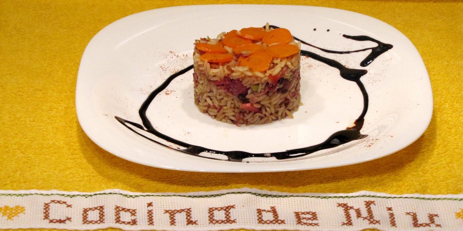 Desde la cocina de niu arroz de pato estilo portugues for Que es cocina de autor
