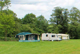 Elmsdale Touring Caravan And Camping Site Ross On Wye