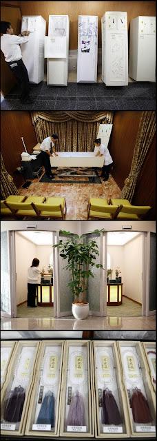 Hotel untuk mayat