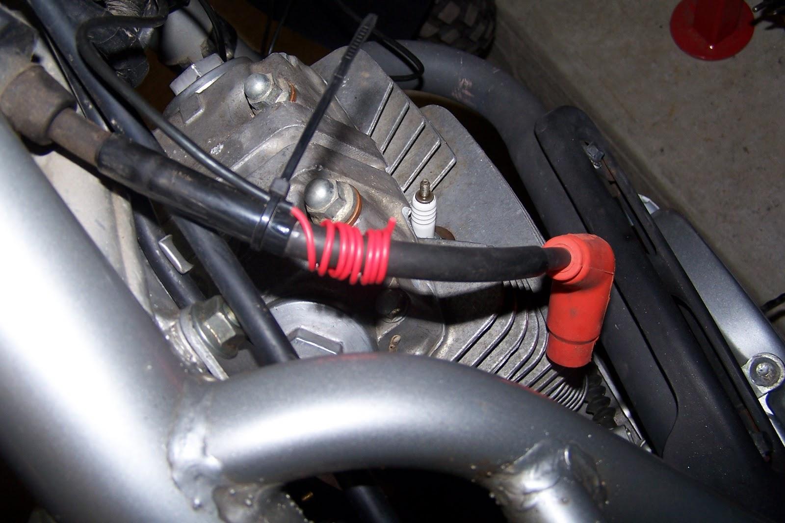 Commuter NX March 2011 – Digital Tachometer Wiring Spark Plug