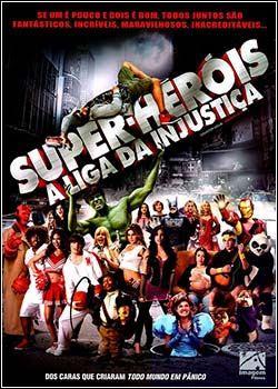 Download - Super-Heróis - A Liga Da Injustiça - DVDRip AVI Dual Áudio