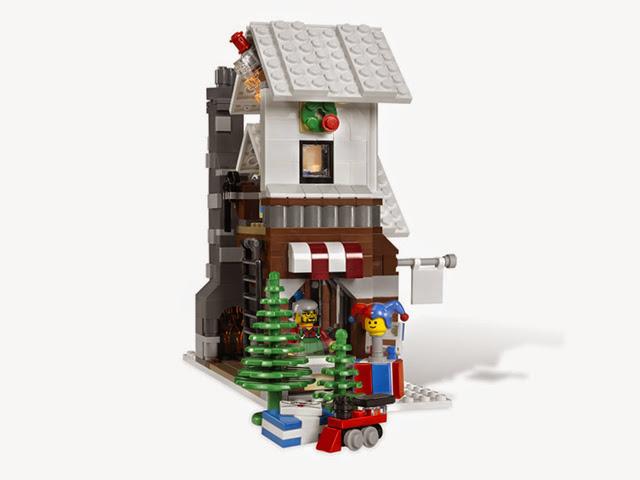 10199 レゴ ウィンタービレッジ クリスマスセット