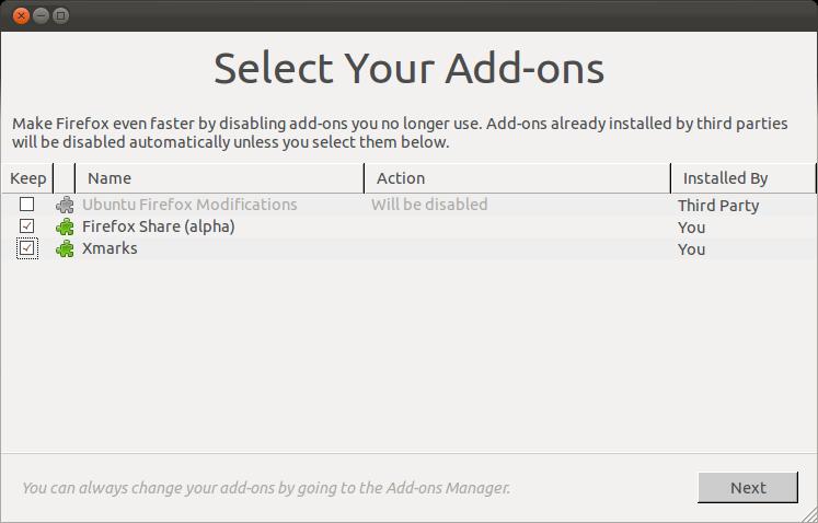 Firefox 8 Released, Ubuntu / Linux Installation - TuxGarage