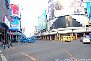 cebu city downtown osmeña street colon street intersection photo 2011