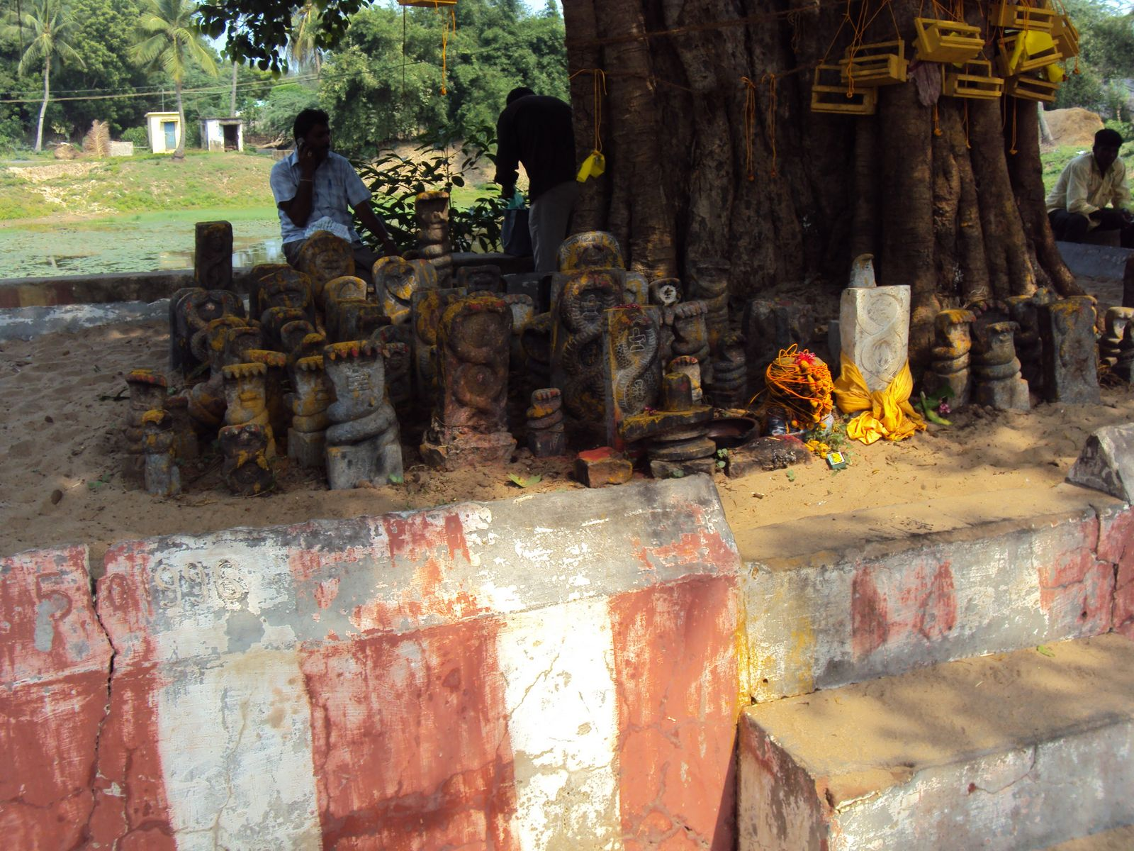 Sri Naganatha Swamy Temple, Keezha Perumpallam - Navagraha Temple Darshan (Lord Ketu-South Lunar Node Stalam)