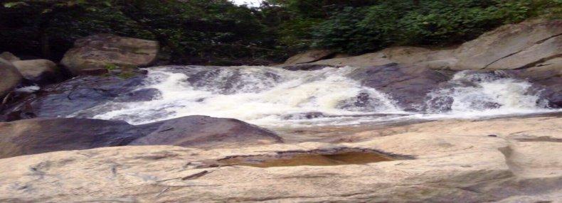 Cachoeira Jacirú Baixo