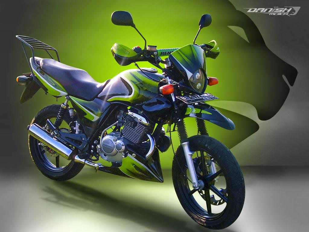 Suzuki Titan Modifikasi Ceper