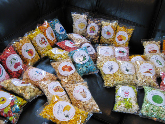 More bags of popcorn