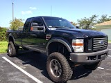 2008 Ford F-250 Lifted Trucks For Sale in Florida