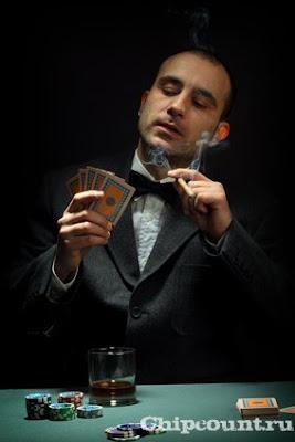 За покерным столом все равны