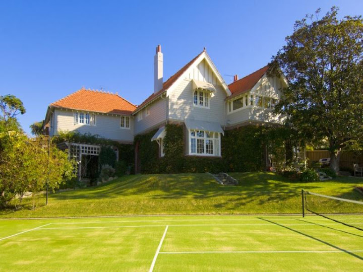 The Budd's 28 Mistral Avenue MOSMAN