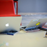 compare MacBook Air 2013 vs 2012 @ lampung bridge