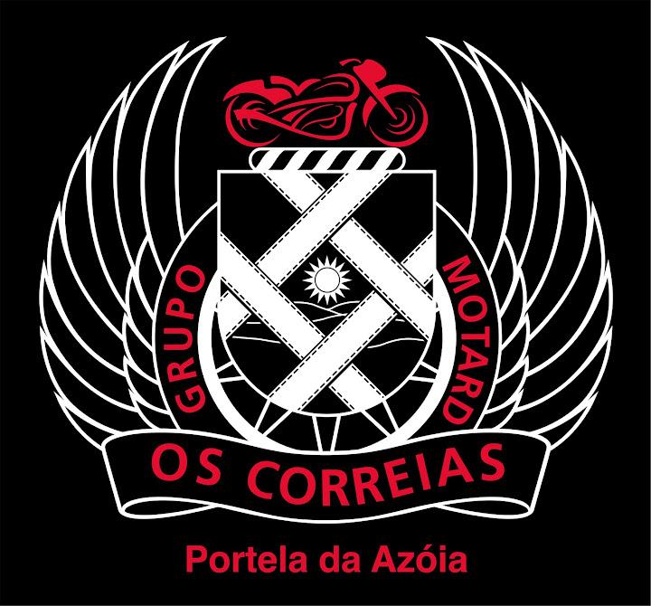"""A origem do  Grupo Motard """"Os Correias""""  DorsalGMOC"""
