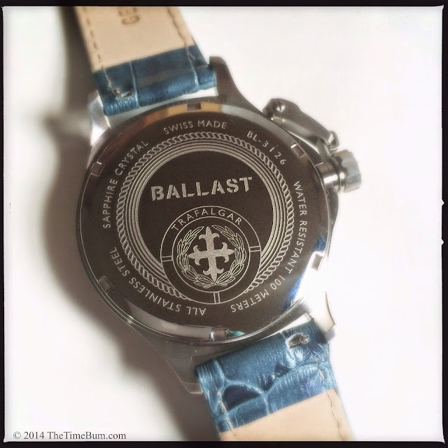 Ballast 1903 Trifalgar Dress GMT