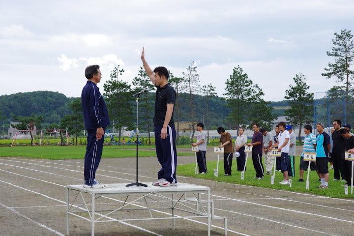 渡邊拓也選手