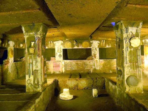 More Stuff: Cerveteri's Etruscan city of dead set to wow visitors