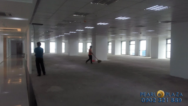 PRICE: for sale & for rent office at Pearl Plaza HCMC - hình 3