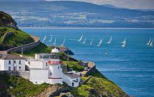 JBoats teams sailing around Ireland