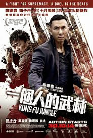 Kungfu Jungle 2014