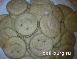Песочное печенье детское