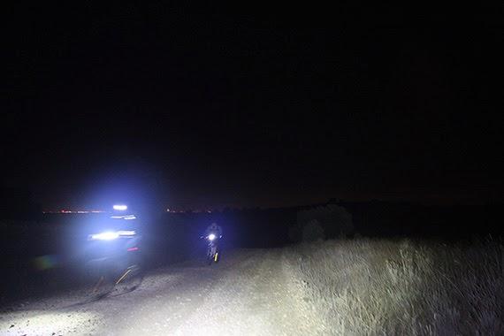 Ruta nocturna por el Monte del Pardo, miércoles 1 de enero 2014 ¿Te apuntas?
