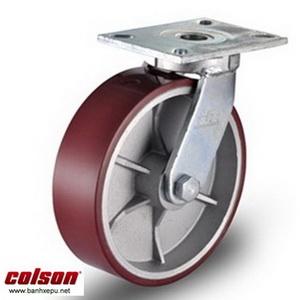 Bánh xe đẩy PU công nghiệp chịu tải cao 1,035kg| 7-10679-959