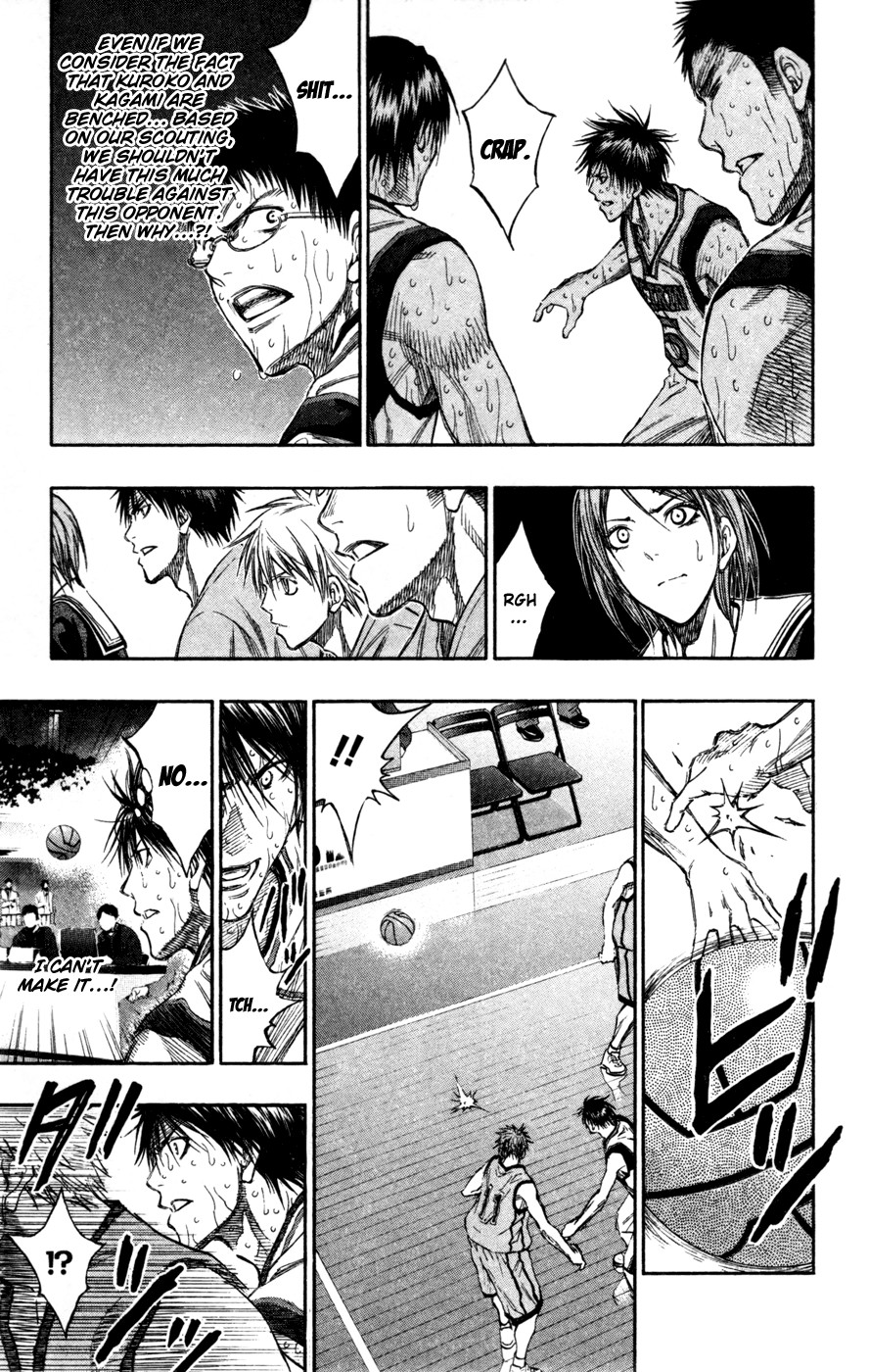 Kuroko no Basket Manga Chapter 143 - Image 05