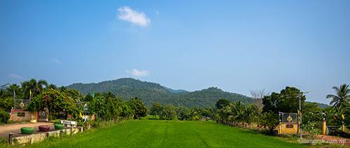 Province of Kanchanaburi - Thailand