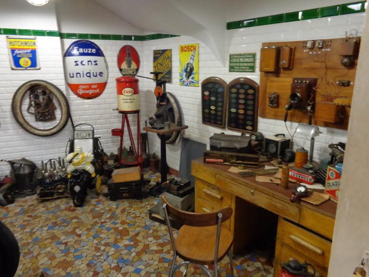 Musée de l'aventure Peugeot à Sochaux DSC01170
