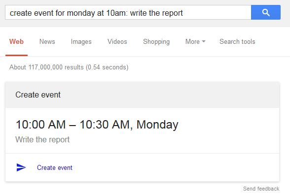Google Reminder