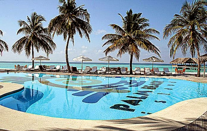 Palm Beach Maldives Resort on Madhiriguraidhoo 2015 Special