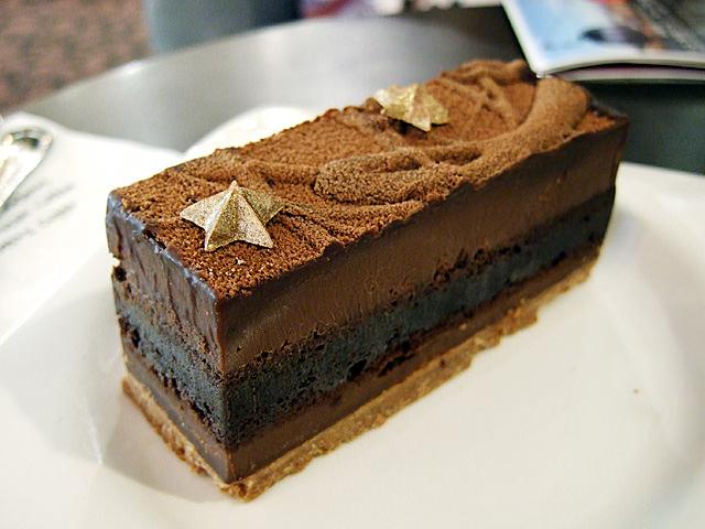 Chocolate confession