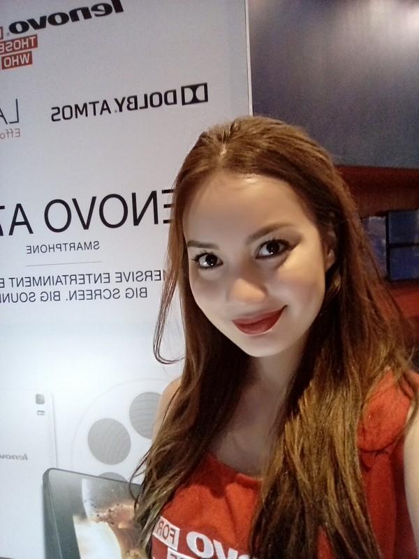 Lenovo A7000 sample photo selfie