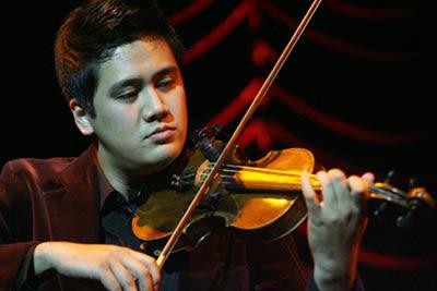 Thần đồng Violin Trần Công Duy