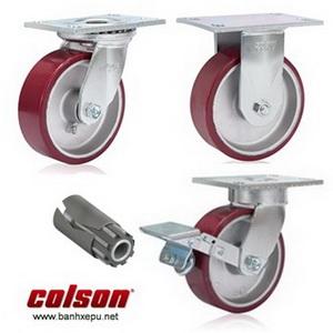 Bánh xe đẩy công nghiệp chịu tải trọng nặng (540~680kg)