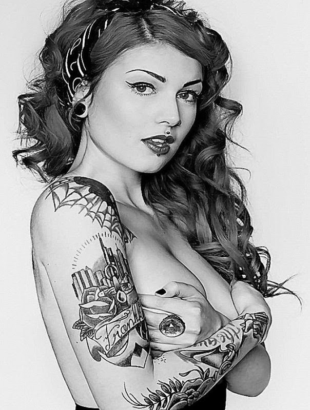 y tattoo girl  I ♥ Tattoo  Pinterest