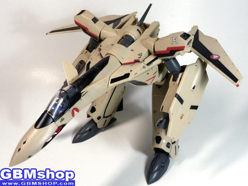 Macross Plus YF-19 GERWALK Mode