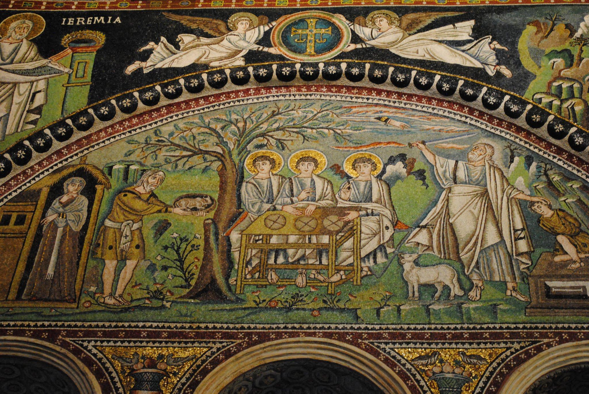 My Photos: Italy -- Mosaics -- Ravenna -- Basilica di San Vitale