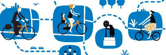 Consejos para circular en bicicleta por la ciudad