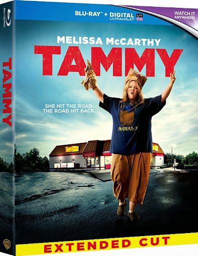 Tammy - Fora de Controle - Versão Estendida 1080p Bluray Dublado – Torrent BDRip Dual Audio BRRip (2014) + Legenda