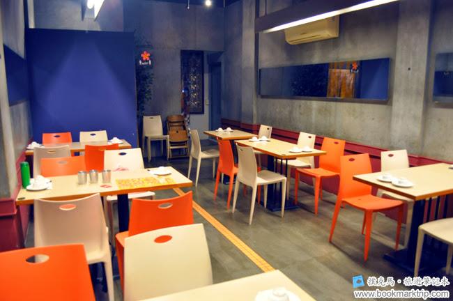 泰炘泰式料理用餐空間一覽