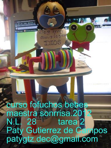 PASEN A VER ESTAS BELLEZAS DE LA GALERIA DE  FOFUCHOS BEBES Photo