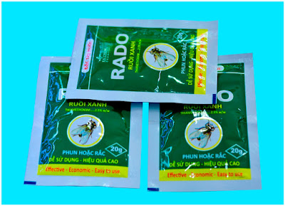 Bả diệt ruồi Rado