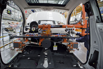 Fiat 500 Dashboard Install