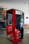 Interactive photobooth for York University