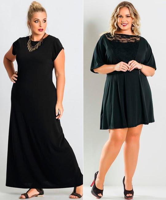 roupa plus size da moda