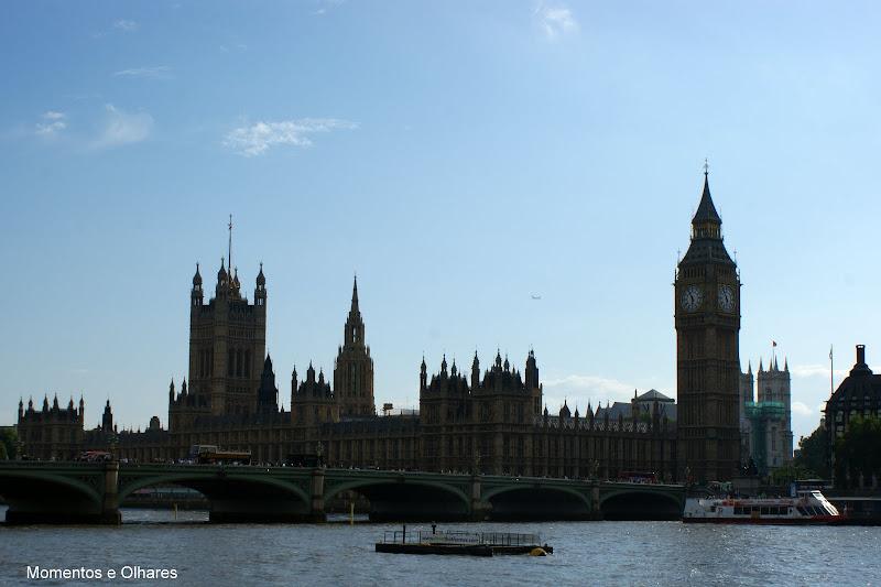 Londres, O Tamisa e o Big Ben