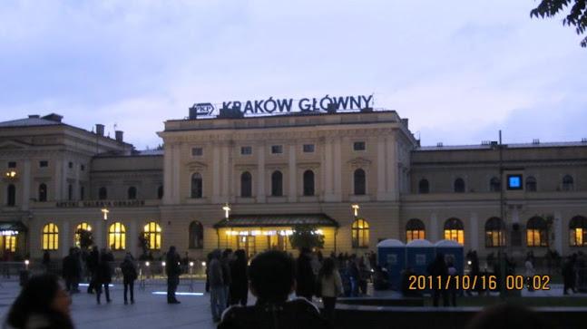 克拉克夫火車站