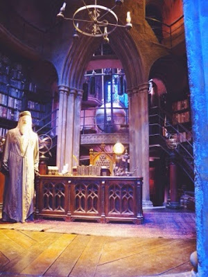 Warner Bros Studios, Harry Potter, Dumbledore